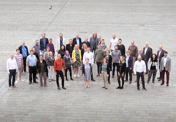 Rund 50 Mitarbeiter arbeiten für die SIEDA GmbH